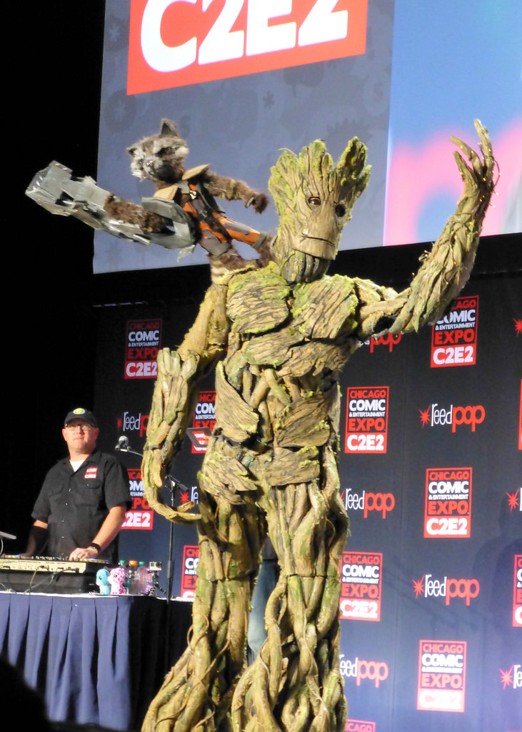 Comic Con Guardians