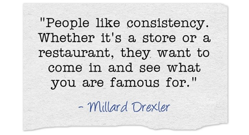 Millard Drexler Quote