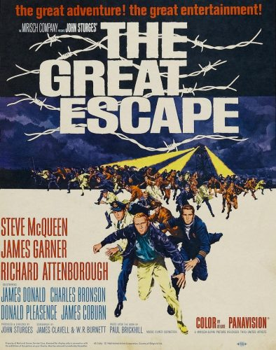 The Great Escape film poster