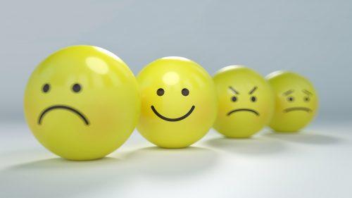 unhappy happy