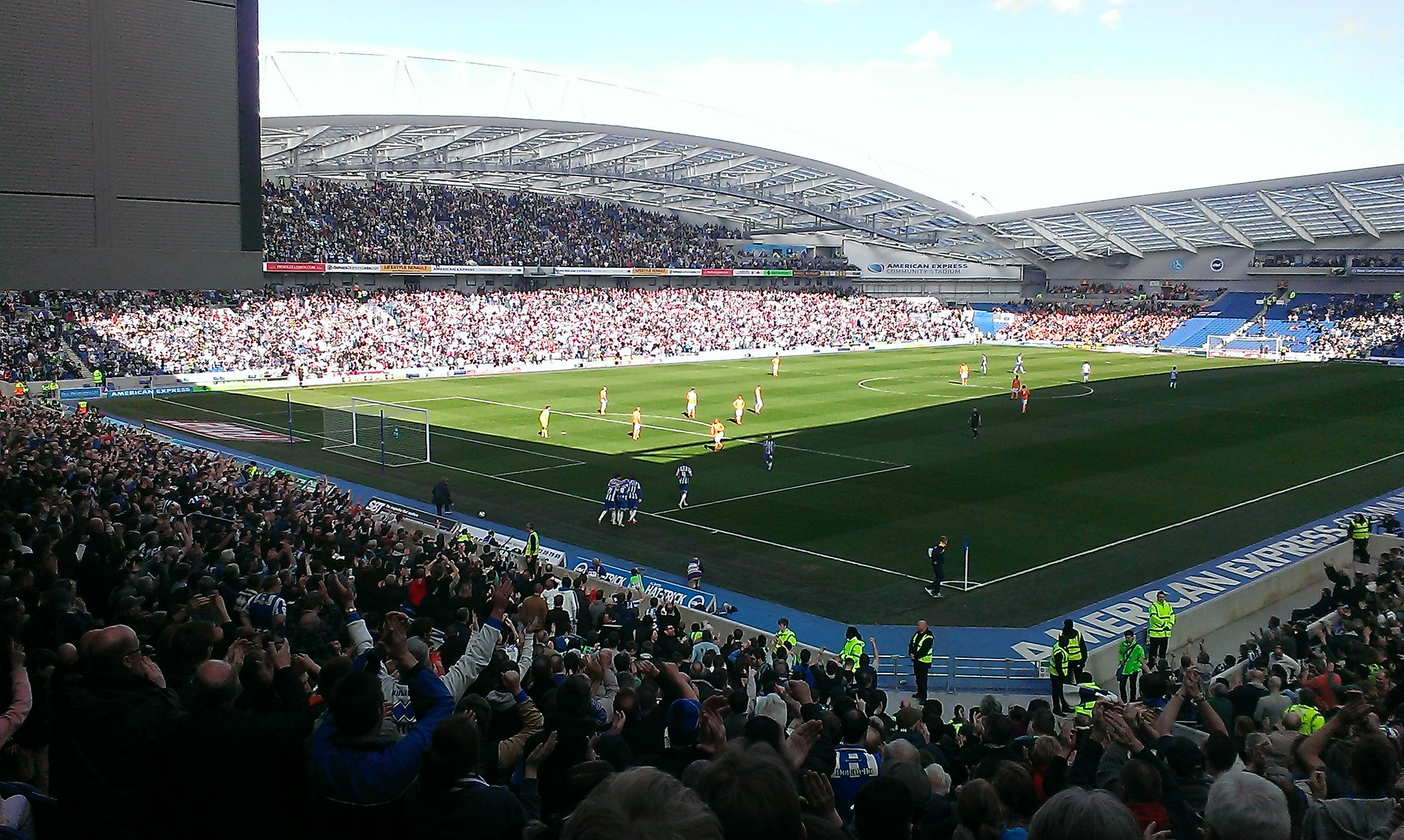 BHAFC The Amex Stadium