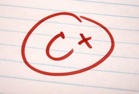 c-plus-school-letter-grade
