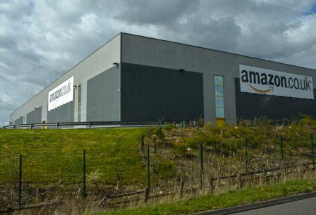 Amazon in the UK