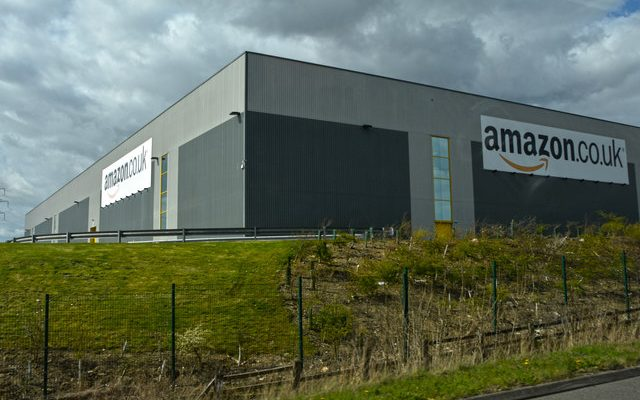 Amazon in the UK