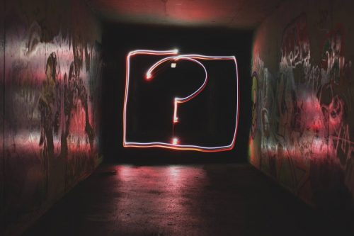 Question Mark Neon Signage CT36NSXvx4wh 1600