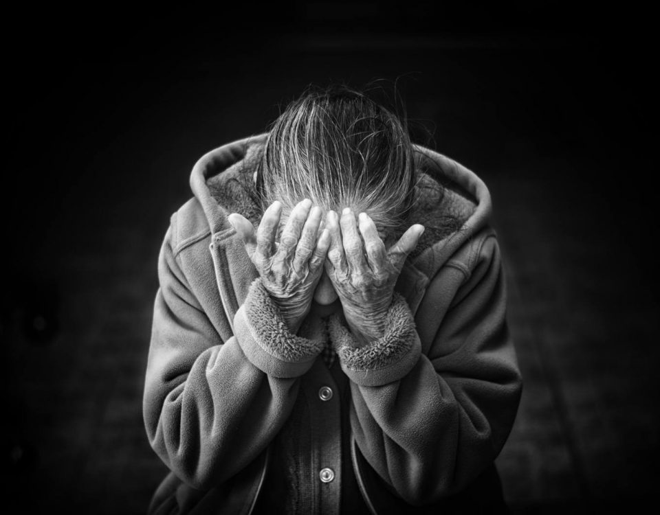 Black White Photography of Person Covering Face xXI7iDUvEVGV 1600